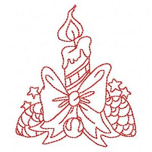 Xmas Designs For Embroidery